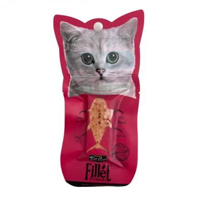 Kit Kat - מעדן לחתול פילה טונה מעושן