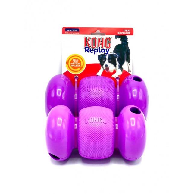 קונג ריפליי משחק האכלה לכלבים M/L