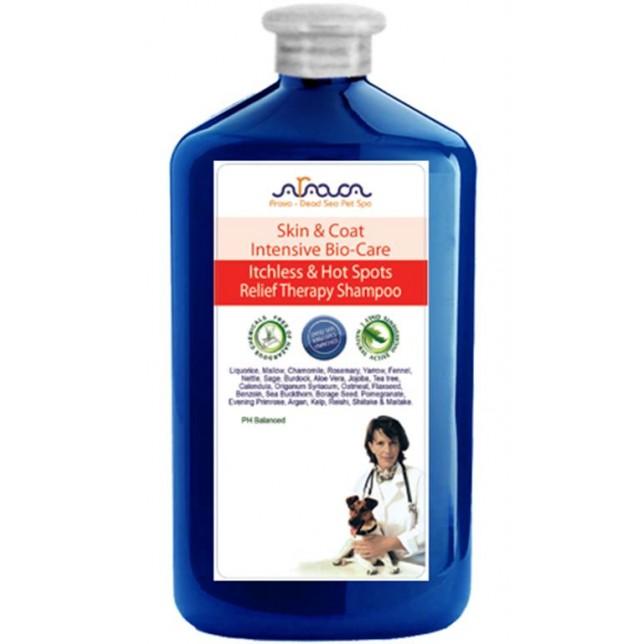 שמפו בוטני טיפולי לעור רגיש