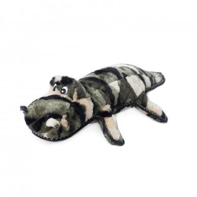 בובת בד מצפצפת לכלבים - קמרון התנין