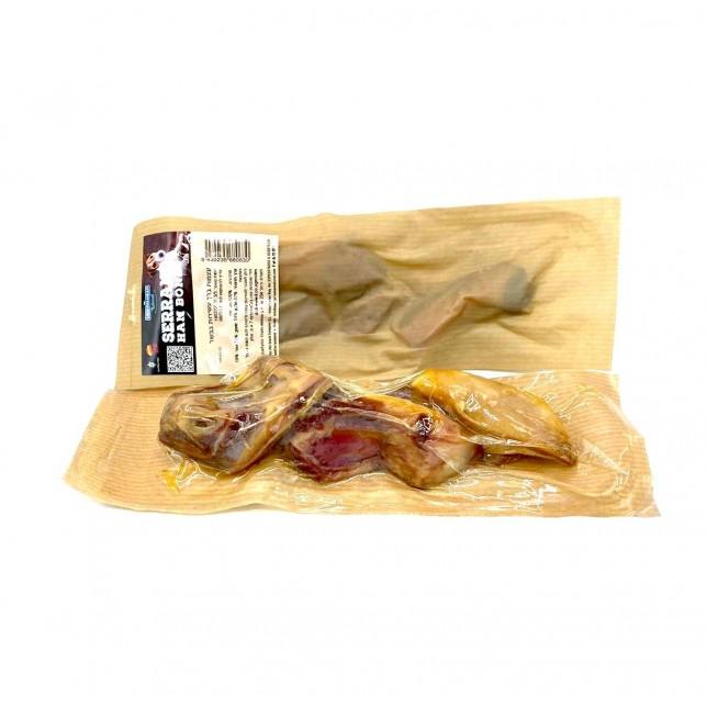 עצמות ברך חזיר פורקי 200 גרם