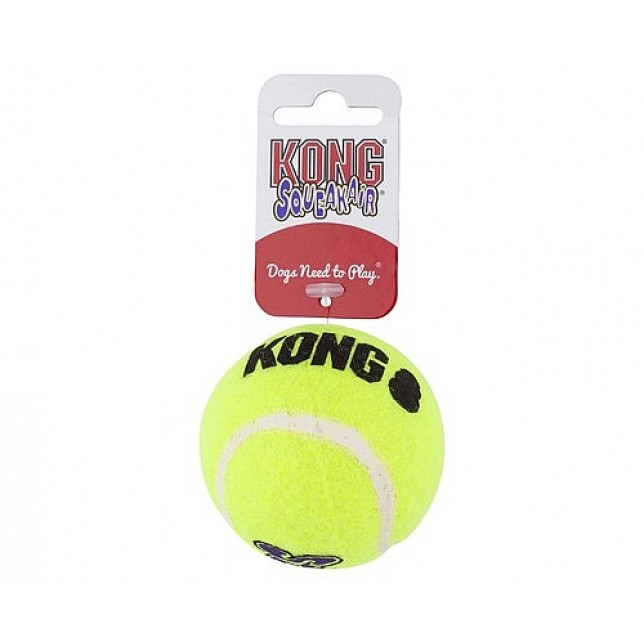 קונג סקוויקר - כדור לכלב M