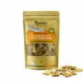 פומרי עוגיות לכלבים - זרעי צ'יה חרובים וחמאת בוטנים