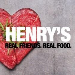 מזון טבעי בריא לכלבים של חברת הנריס