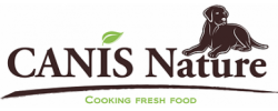 מזון טבעי איכותי לכלבים של חברת canis nature