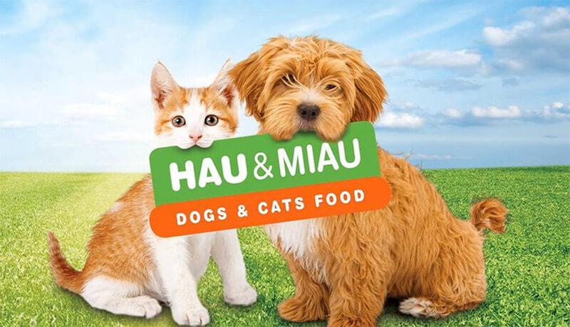 האו ומיאו מטון טבעי לכלבים